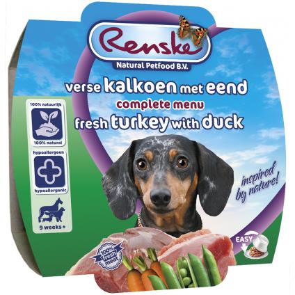 Renske Dog Adult Turkey &...