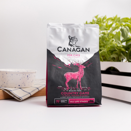 Canagan Cat Country Game 1,5kg