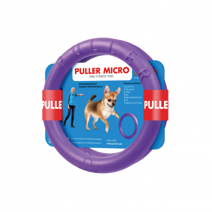 Dog training device PULLER...