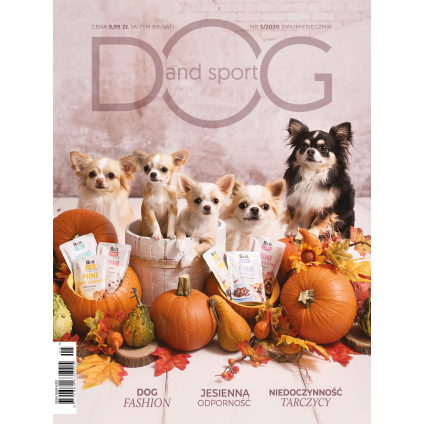 Magazyn Dog&Sport - 5/2020