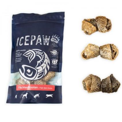 ICEPAW Fischhautknoten...