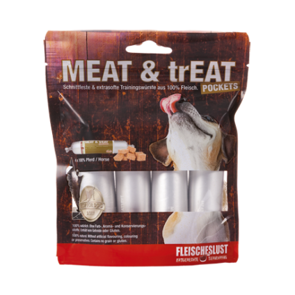 MEAT & trEAT HORSE 4x40G...