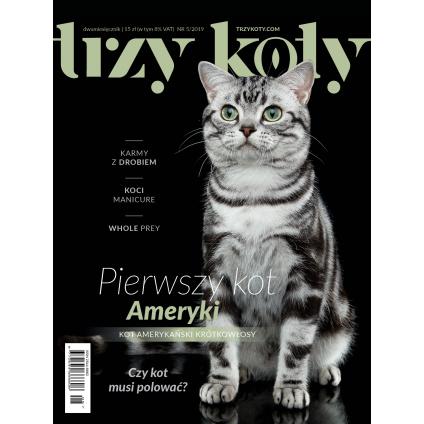 Magazyn Trzy Koty - 5/2019