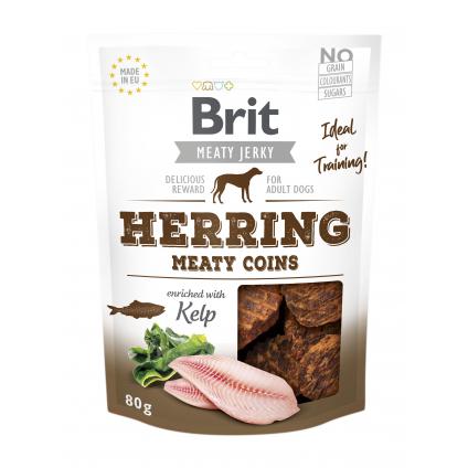 BRIT JERKY HERRING MEATY...