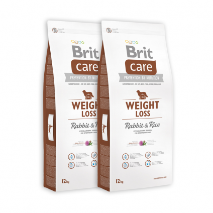 BRIT CARE DOG WEIGHT LOSS...