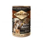 CARNILOVE WILD MEAT...