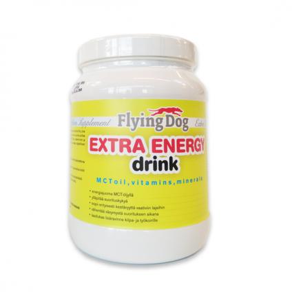 Flying Dog Extra Energy...