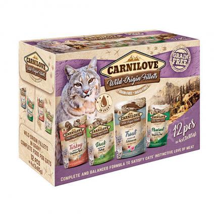 CARNILOVE CAT MULTIPACK...