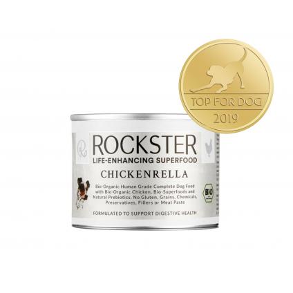 Rockster Chickenrella - BIO...