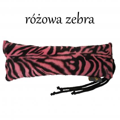 Kopacz KICK & HUG różowa zebra