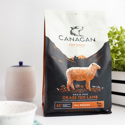 Canagan Dog Grass-Fed Lamb 6kg
