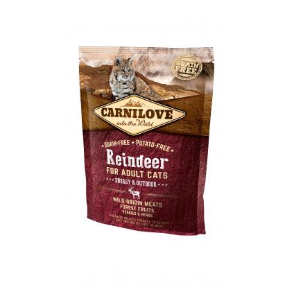 CARNILOVE CAT REINDEER...