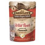 CARNILOVE CAT POUCH WILD...
