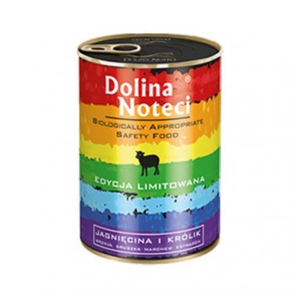 Mokra karma dla psa DOLINA...