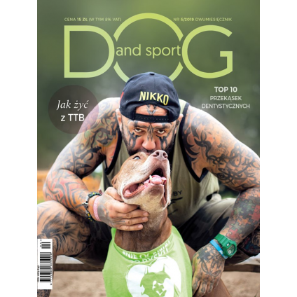 Magazyn Dog&Sport - 5/2019