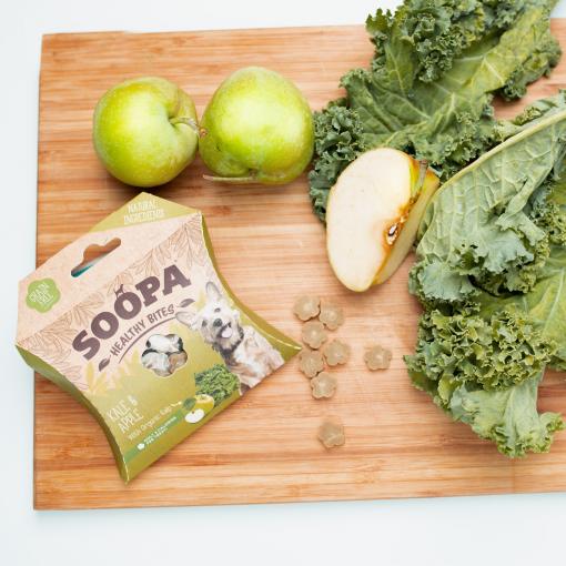 SOOPA Healthy Bites Kale &...