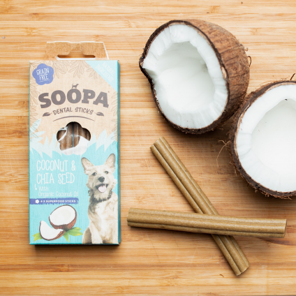 SOOPA Dental Stick Coconut...