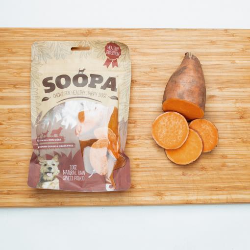 SOOPA Chews Sweet Potato –...